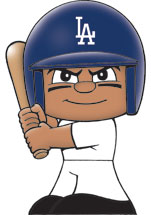 Los Angeles Dodgers Batter
