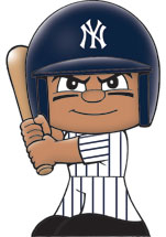 New York Yankees Batter