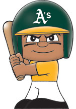 Oakland Athletics Batter